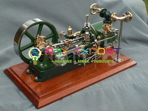 MODEL OF STEAM ENGINE JUNIOR  FOR PHYSICS LAB