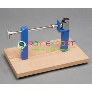 Friction Calorimeter Unit For Physics Lab