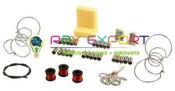 Elastic Materials Kit for Physics Lab