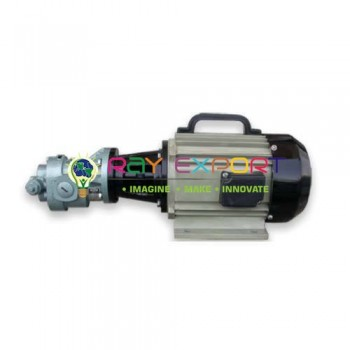 Rotary Pump 300mm, Applied Mechanics Equipments