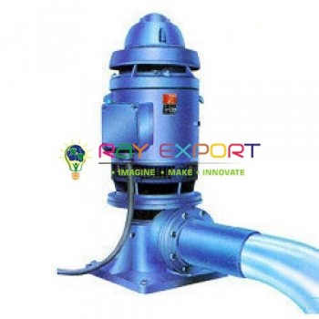 Deep Well Turbine Pump 2