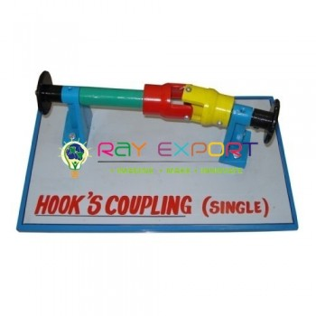 Hook's Coupling Single