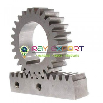 Rack And Quadrant Gears