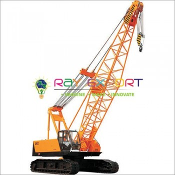 Working Model of Crawler Crane 2