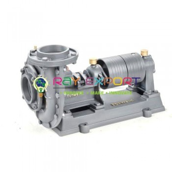 Centrifugal Pump Iron Base with Pulley 2