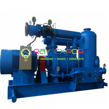 Air or Steam Pressure Turbine 2