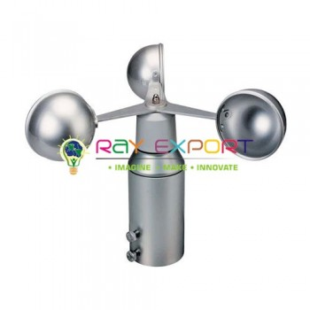 Robinson's Cup Anemometer (With Flash Light Unit) 2