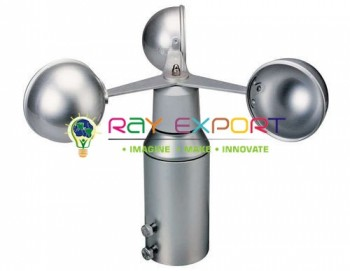 Robinson's Cup Anemometer (With Flash Light Unit) 3