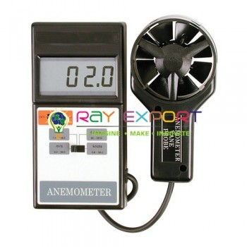 Direct Reading Anemometer 3