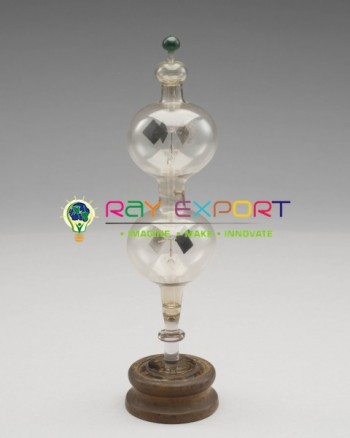 Crookes Radiometer Double For Physics Lab