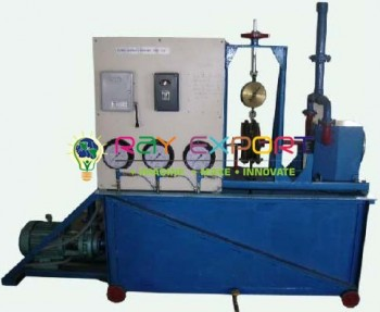 Air or Steam Pressure Turbine 3