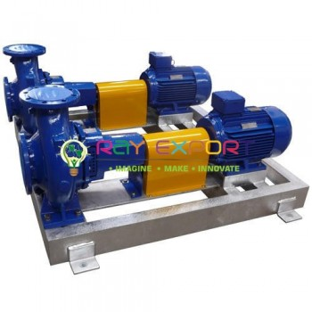 Centrifugal Pump Iron Base with Pulley 3