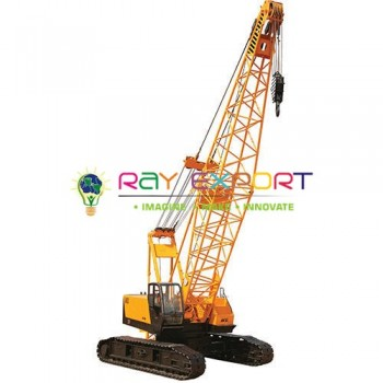 Working Model of Crawler Crane 3