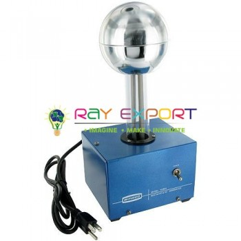 VAN DE GRAFF GENERATOR FOR PHYSICS LAB
