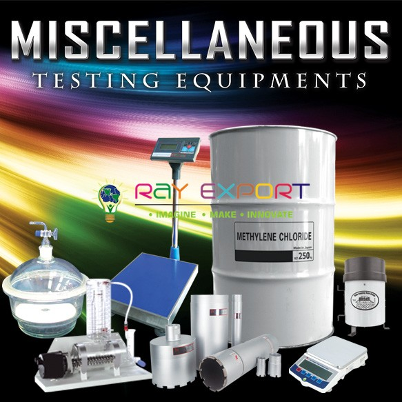 Miscellaneous Equipments Of Engineering Lab