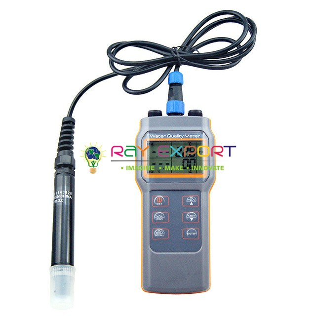 Conductivity and Dissolved Oxygen Meters