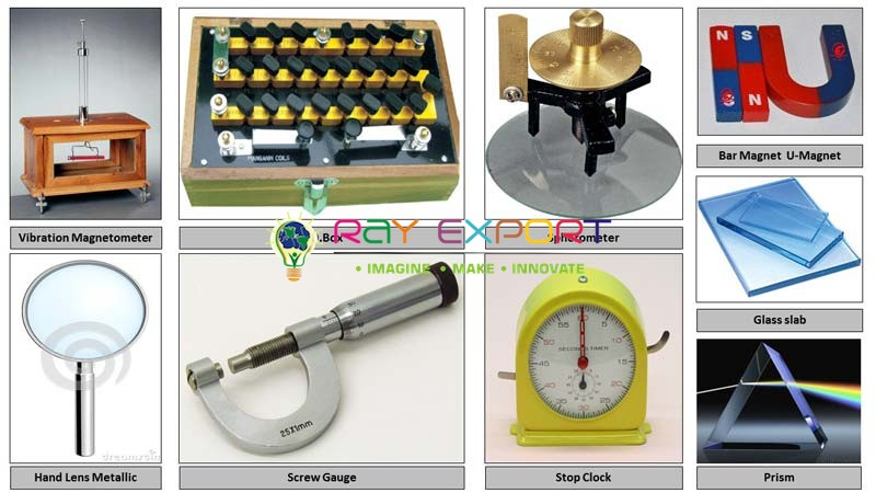 Physics lab products